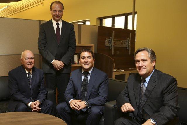 Le Groupe Lacasse intensifie ses activités dans le... (photo Alain Dion)
