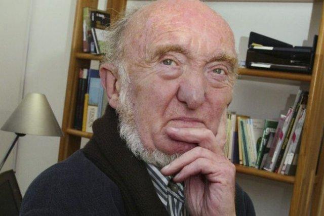 Albert Jacquard... (Agence France-Presse)