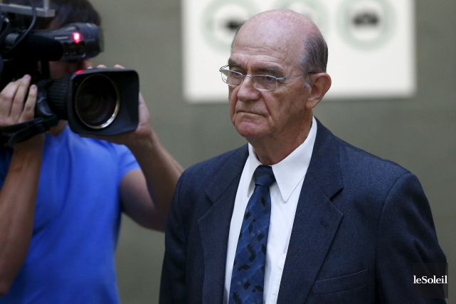 Jean-Claude Bergeron, 75 ans, a été reconnu coupable... (Photothèque Le Soleil, Yan Doublet)
