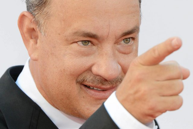 Tom Hanks faisait partie du jury dans un... (PHOTO ROBYN BECK, AFP)
