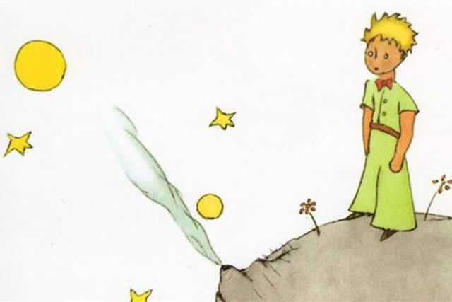 Livre phare de la culture occidentale, Le Petit Prince a 70 ans cette... (ILLUSTRATION TIRÉE DU LIVRE)