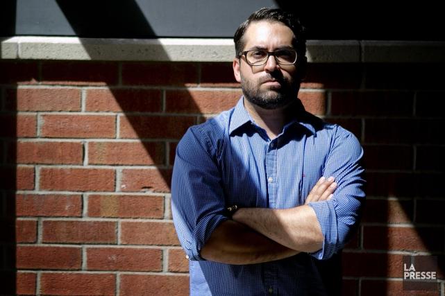 Samuel Archibald... (PHOTO: MARCO CAMPANOZZI, ARCHIVES LA PRESSE)