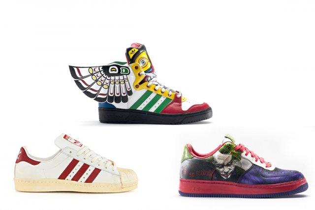 Un musée voué aux souliers? Un tel paradis existe, à Toronto, et il s'appelle... (Photo fournie par le Bata Shoe Museum, Toronto, Canada.)