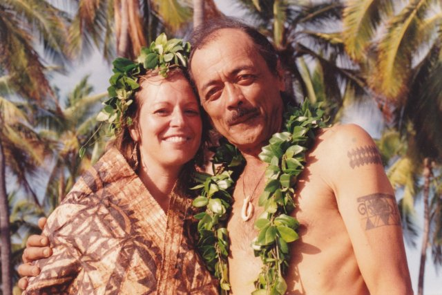 MmeKeihanaikukauakahihuliheekahaunaele porte ce nom depuis qu'elle a épousé... (Photo Janice Lokelani Keihanaikukauakahihuliheekahaunaele)