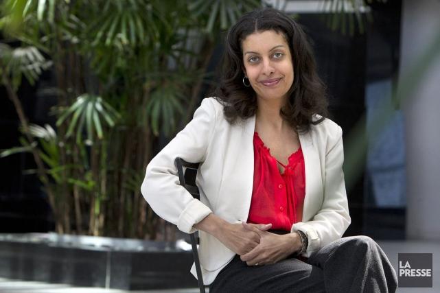 Dominique Anglade, la nouvelleprésidente-directrice générale deMontréal International.... (PHOTO ROBERT SKINNER, ARCHIVES LA PRESSE)