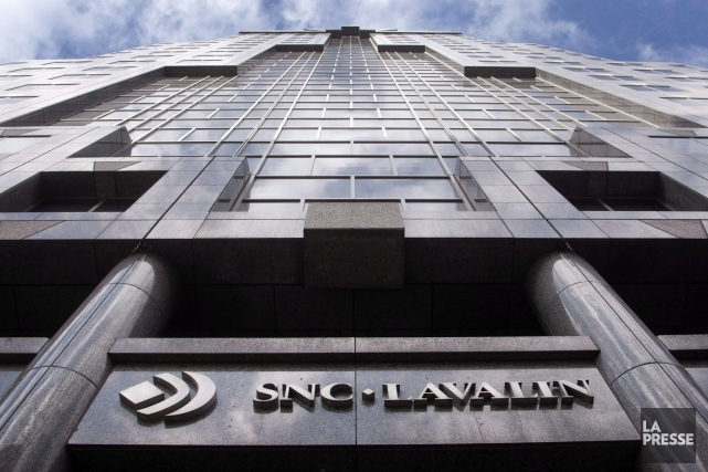 Une filiale de SNC-Lavalin a dû rembourser au... (Photo Ryan Remiorz, La Presse Canadienne)