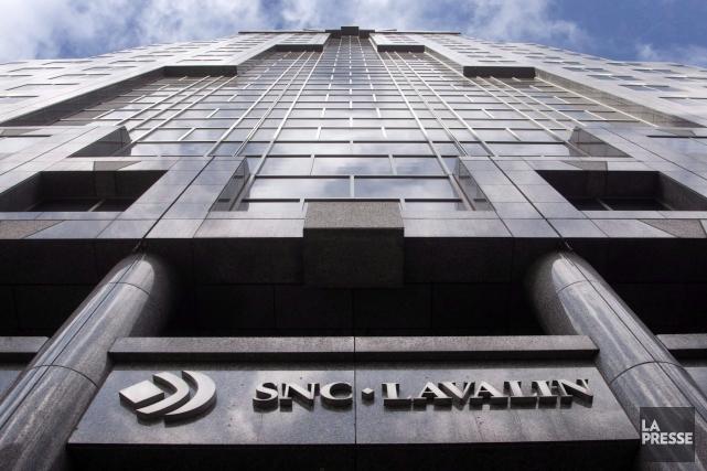 Une filiale de SNC-Lavalin a dû rembourser au... (Photo Ryan Remiorz, La Presse Canadienne)