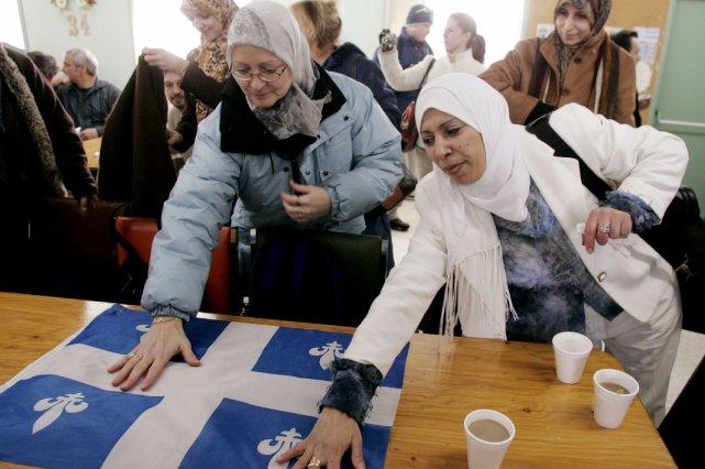 Selon un sondage,40% des Québécois estiment que les... (PHOTO IAN BARRETT, ARCHIVES LA PRESSE CANADIENNE)