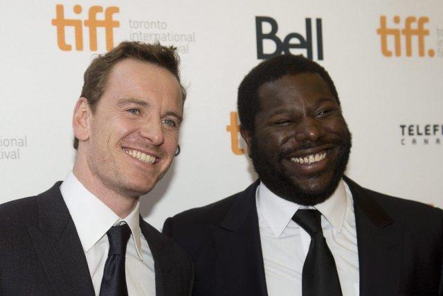 L'acteur Michael Fassbender (à gauche) et le réalisateur... (PHOTO NATHAN DENETTE, PC)