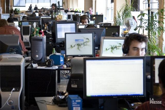 Dans le cadre de la campagne électorale, La Presse compare les... (Photo archives La Presse)
