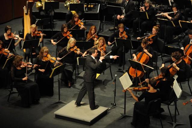 L'Orchestre symphonique de Trois-Rivières.... (Photo: Sylvain Mayer)