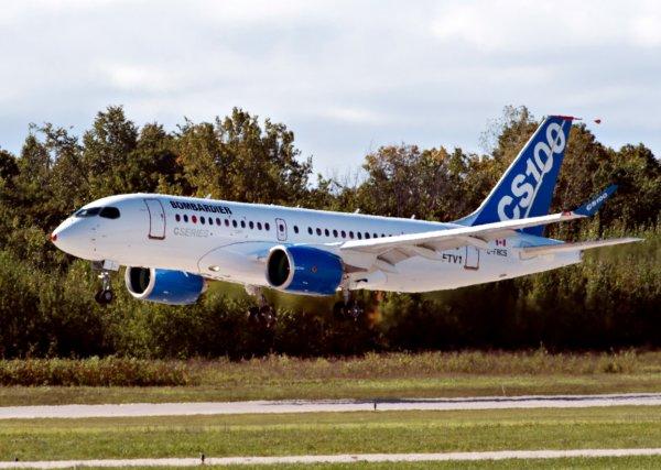 Et si Bombardier réussissait à convaincre les grands... (photo Ryan Remiorz, La Presse canadienne)