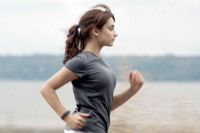 Sophie Desmarais dans Sarah préfère la course.... (Photo: fournie par Films Séville)