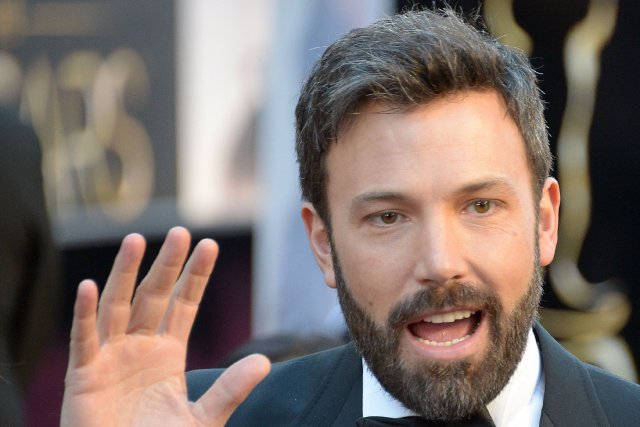Ben Affleck.... (PHOTO JOE KLAMAR, AFP)