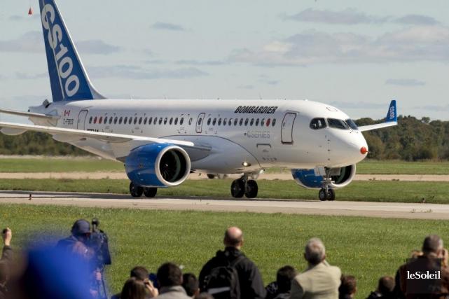 En soirée mardi, Bombardier a confirmé par communiqué... (Photothèque Le Soleil)