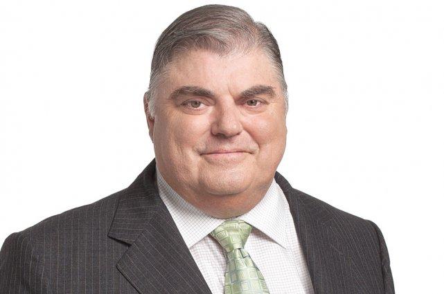Le député du PLQ Pierre Marsan... (Photo fournie par le PLQ)