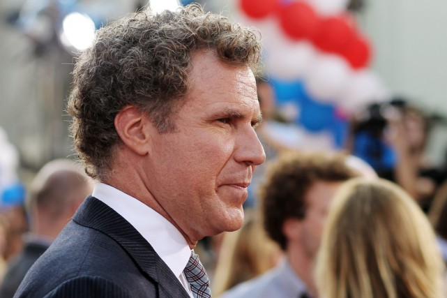 Will Ferrell... (PHOTO ARCHIVES AP)