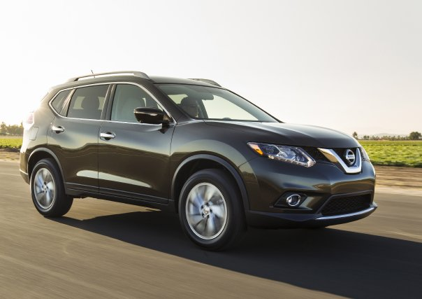 Le nouveau Nissan Rogue 2014.... (Photo fournie par Nissan)