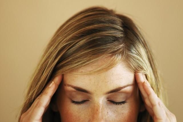 Les troubles anxieux touchent davantage les femmes et les jeunes de 35 ans et... (Photos.com)