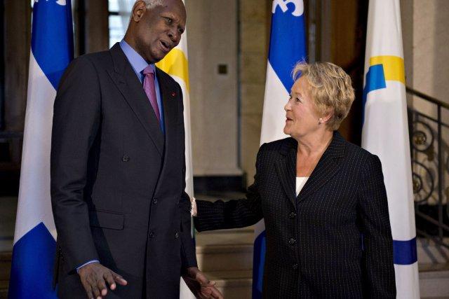 Le secrétaire général de l'Organisation internationale de la... (Photo Jacques Boissinot, PC)
