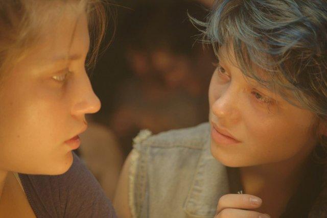 Une scène tirée du filmLa vie d'Adèle.... (PHOTO FOURNIE PAR LA PRODUCTION)