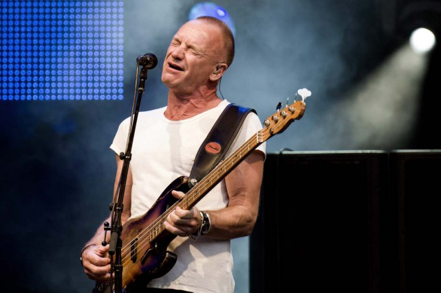 Sting... (Archives AP)