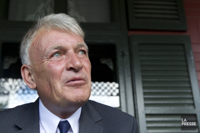 Jean-Claude Gobé... (Photo Olivier Jean, Archives La Presse)