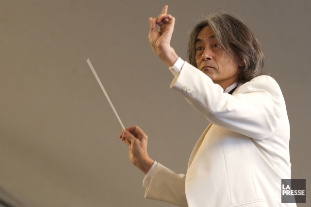 Kent Nagano... (Photo: Olivier Jean, archives La Presse)