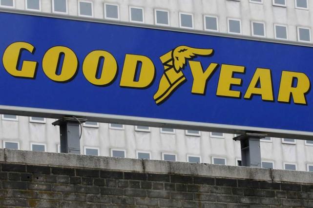 La perte de Goodyear est dûe en grande... (Photo archives AP)