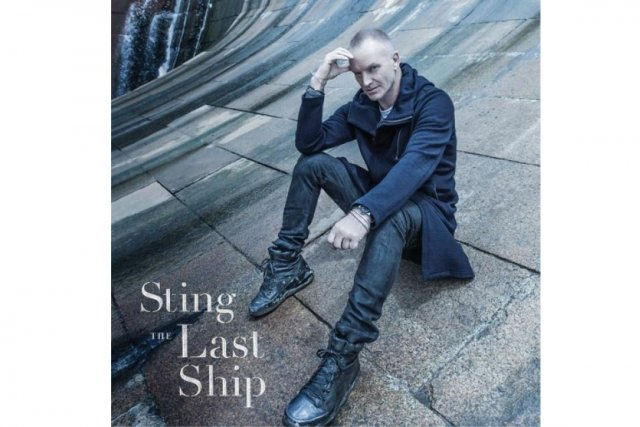 Sting publie lundi The Last Ship, son premier album de chansons...
