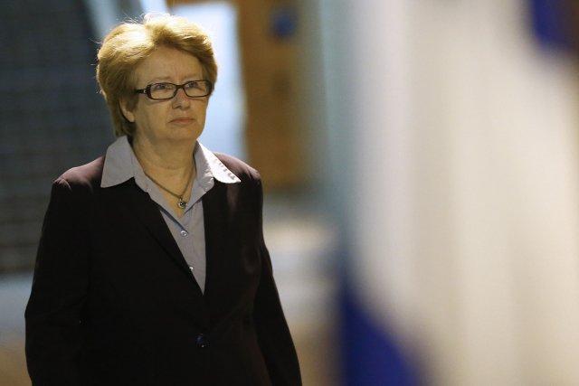 Agnès Maltais, la ministre responsable de la Condition... (Photo archives Le Soleil)