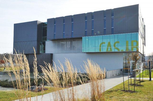 Le Centre des arts de la scène Jean-Besré... (Archives La Tribune)