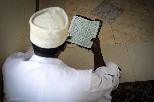 Cinq cents imams maliens vont être formés par le Maroc sur deux ans, en vertu... (Photo: AFP)