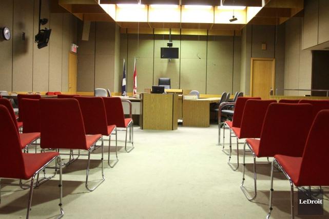 Le procès de Roger Lepage se poursuivra la... (Patrick Woodbury, Archives LeDroit)
