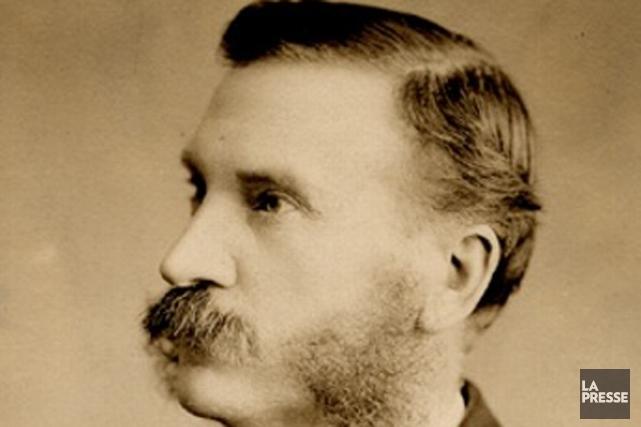 Adolphe-Basile Routhier, juge à La Malbaie et fervent... (PHOTO ARCHIVES LA PRESSE)