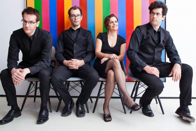 Le Molinari se produisait en duo, en trio,... (Photo fournie par le Quatuor Molinari)
