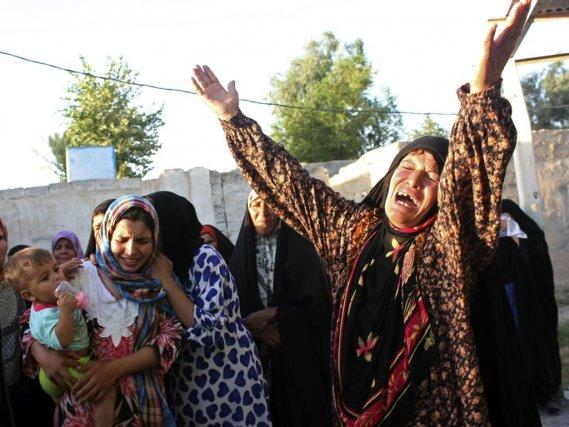 Plus de 4000 personnes ont été tuées en... (Photo Mohammed Adnan, archives Reuters)