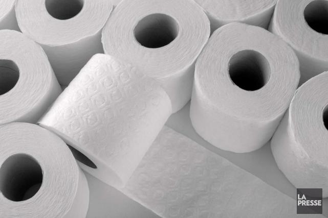 Une controverse sur le papier de toilette a éclaté dans une université de... (PHOTO ARCHIVES LA PRESSE)