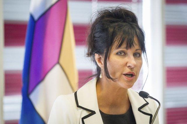 La mairesse intérimaire de Laval, Martine Beaugrand, veut... (Photo: Olivier Pontbriand, La Presse)