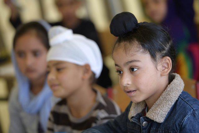La communauté sikhe a essayé à plusieurs reprises,... (PHOTO MIGUEL MEDINA, AFP)