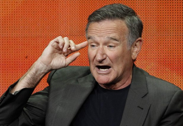Robin Williams... (Photo: archives Reuters)