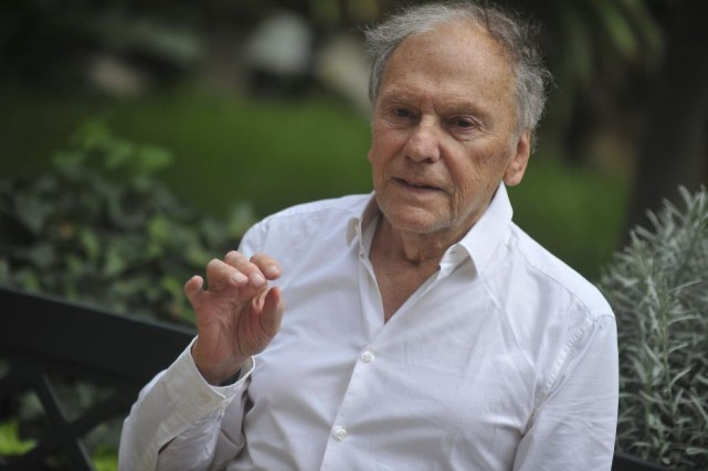 Jean-Louis Trintignant... (Photo archives AFP)