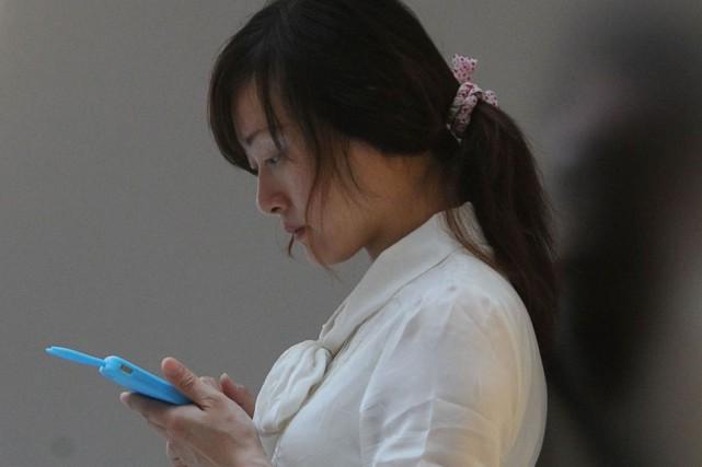Twitter, YouTube et Facebook sont interdits en Chine.... (Photo Archives AFP)