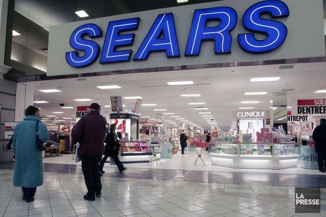 Sears Canada (T.SCC) a signé un accord avec Concord Pacific... (PHOTO ANDRÉ PICHETTE, ARCHIVES LA PRESSE)