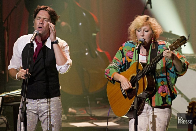 Rufus Wainwright et Martha Wainwright.... (PHOTO: ANNE GAUTHIER, ARCHIVES LA PRESSE)