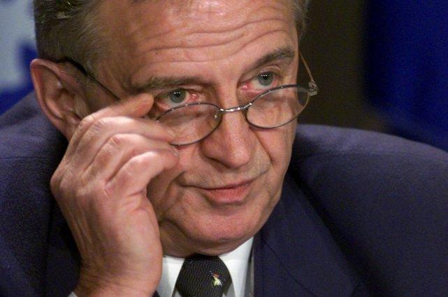 Daniel Jacoby a été sous-ministre de la Justice... (Photo Jacques Boissinot, archives La Presse Canadienne)