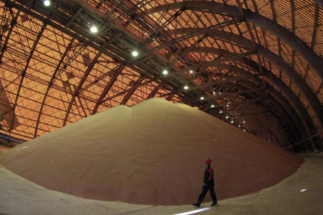 L'entreprise de Saskatoon, qui compte parmi les plus... (Photo Reuters)