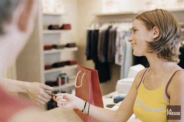 Les ventes au détail ont progressé de 0,6%... (Photothèque La Presse)