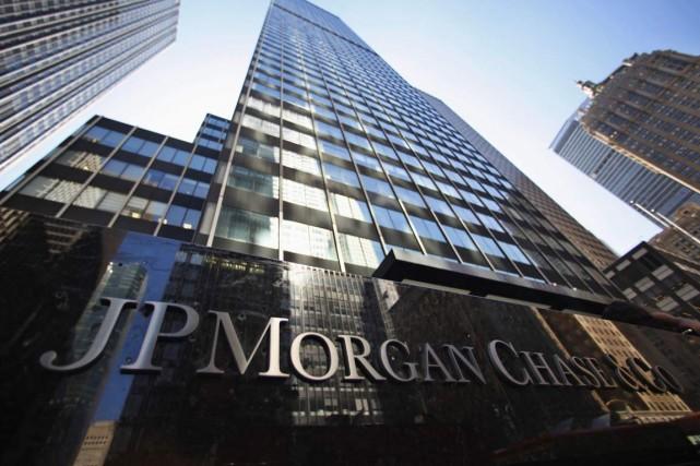 La banque américaine JPMorgan Chase va supprimer «plusieurs centaines»... (Photo Mike Segar, Reuters)