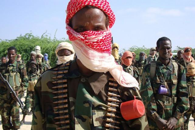 Les shebab ont revendiqué l'attaque contre le centre... (Photo: AFP)